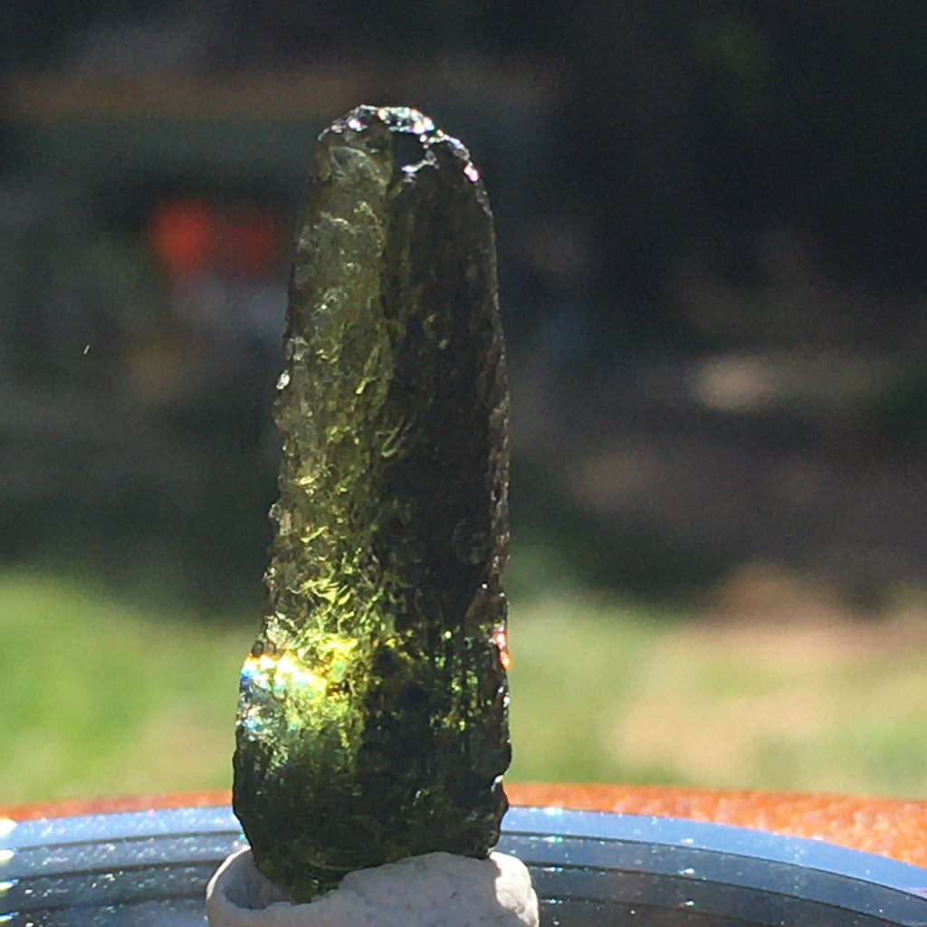 Genuine Moldavite 2.5 grams