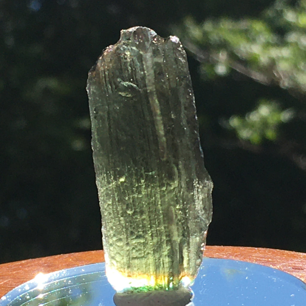 Genuine Moldavite 6.5 grams