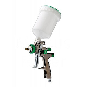Starchem LVLP Spray Gun 1.3mm Green