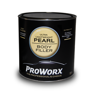 ProWorx Pearl Lightweight Body Filler 3L
