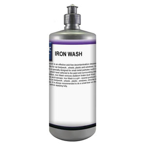 Cartec Iron Wash