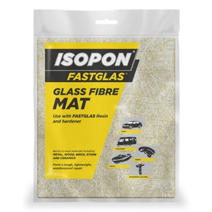 Isopon FastGlas Glass Fibre Mat