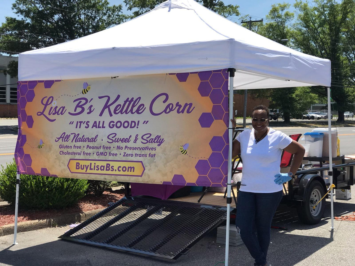 Lisa B's Kettle Corn