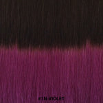 CLIP IN BALAYAGE #1N-VIOLET - Clip in hair extension - GadivaHairExtensions