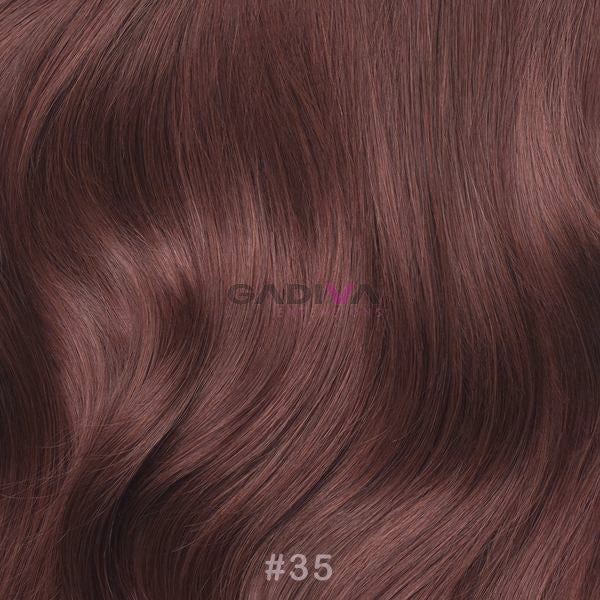 TAPE EXTENSIONS ( #35 ) - tape extensions hair