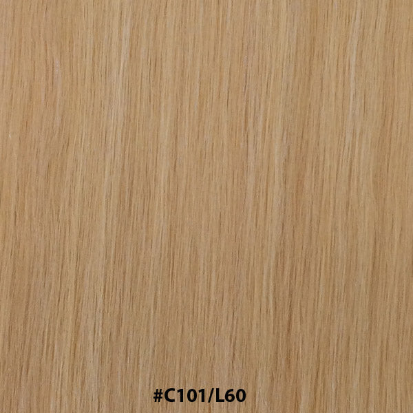 CLIP IN #C101/L60-Clip in hair extensions - GadivaHairExtensions