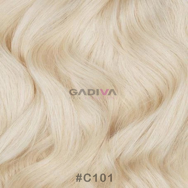 TAPE EXTENSIONS ( #C101 ) - tape extensions hair