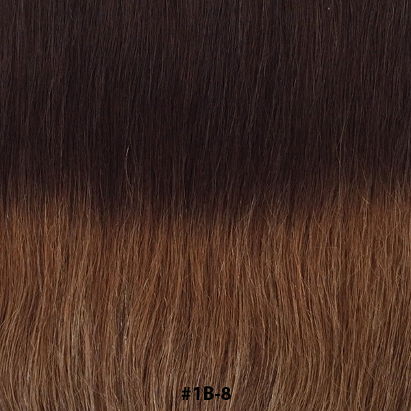 TAPE EXTENSIONS ( BALAYAGE# T1B-8 ) - tape extensions hair