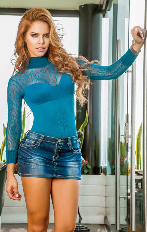 Body SINGAPOUR - Bodysuit Reductor Colombiano