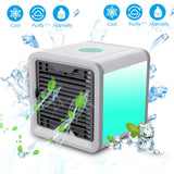 Refroidisseur Humidificateur Purificateur  d'Air Maison Bureau Portable - Beauty's Secrets