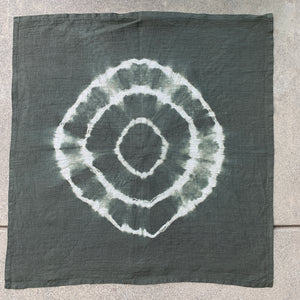 Shibori Bandana- Forest Celebration