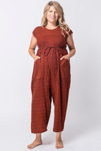 Load image into Gallery viewer, Indian Cotton Yoked Onesie