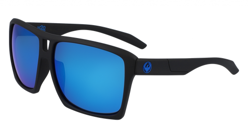 The Verse Matte Black H2O w/ Blue Ion P2 Polarised