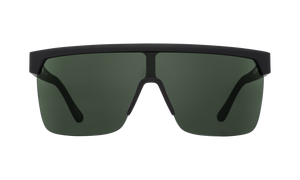 Flynn 50/50 Matte Black Happy Green