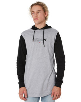 Figment L/S Hooded Tee