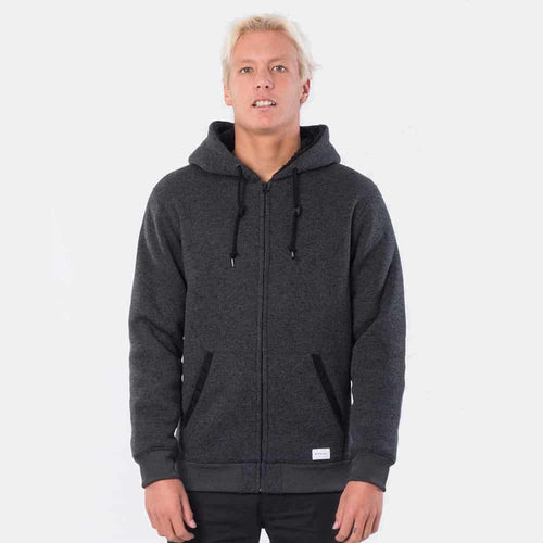 Crescent Zip Thru Hood