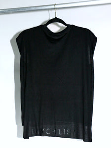 Techno Flowy Muscle Tee