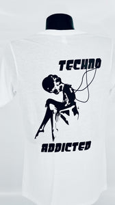 Techno Addicted T-Shirt
