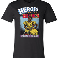 Memphis Minnie - Men's Short Sleeve T-Shirt