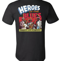 Cannon's Jug Stompers - Men's Shirt Sleeve T-Shirt