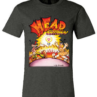 Head Comics - Men's Short Sleeve T-Shirt