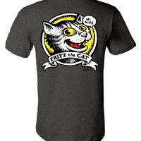 Fritz the Cat Hi Kids - Men's Short Sleeve T Shirt
