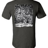 The Guy Inside My Head - Men's Short Sleeve T-Shirt