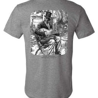 Daddy Stovepipe - Men's Short Sleeve T-Shirt
