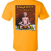 Shuman the Human - Men's Short Sleeve T-shirt