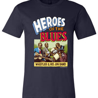 Whistler and His Jug Band - Men's Short Sleeve T-Shirt
