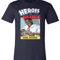 Son House - Men's Short Sleeve T-Shirt