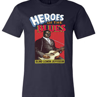 Blind Lemon Jefferson - Men's Short Sleeve T-Shirt