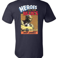 Skip James - Men's Short Sleeve T-Shirt