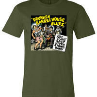 Drunken Barrel House Blues - Men's T-Shirt