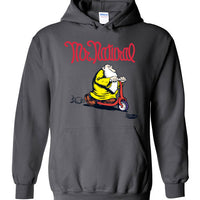 Mr. Natural Scootin' - Hoodie