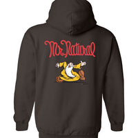 Mr. Natural - Double Print - Hoodie