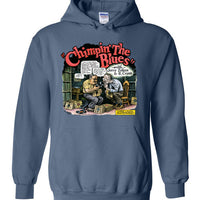 Chimpin' the Blues - Hoodie