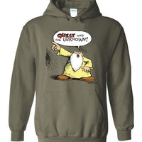 Mr. Natural Quest into the Unknown - Hoodie