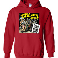 Drunken Barrel House Blues - Hoodie