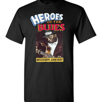 Mississippi John Hurt - Men's Short Sleeve T-Shirt
