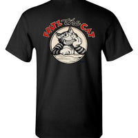 Robert Crumb's Fritz the Cat - Men's Short Sleeve T-Shirt