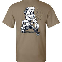 Happy Camper - Men's Short Sleeve T-Shirt