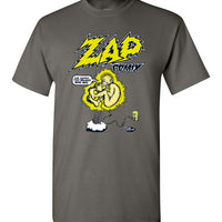 Zap Comix Plugged In - Men's Short Sleeve T-Shirt