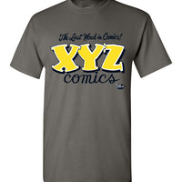 XYZ Comics - Men's Short Sleeve T-Shirt