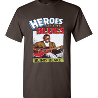 Blind Blake - Men's Short Sleeve T-Shirt