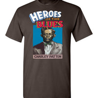 Charley Patton - Men's Short Sleeve T-Shirt