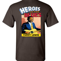 Furry Lewis - Men's Short Sleeve T-Shirt