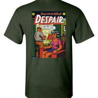 Despair Comic - Men's Short Sleeve T-Shirt