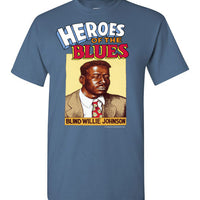 Blind Willie Johnson - Men's Short Sleeve T-Shirt