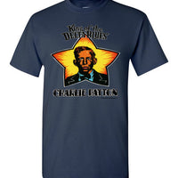 King of the Delta Blues, Charley Patton - Men's Short Sleeve T-Shirt